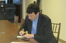 New Yorker Editor-in-chief David Remnick