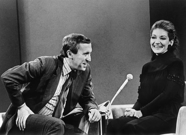"Tom Volf on finding the interview by David Frost with Maria Callas: ""[It] was a real key to understanding how she had to cope ..."""