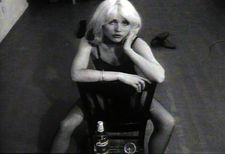 Debbie Harry in Amos Poe's Unmade Beds