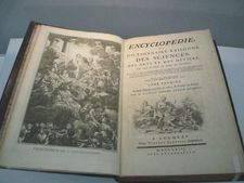Denis Diderot and Jean le Rond d'Alembert's Encyclopédie: