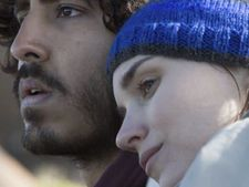 Saroo (Dev Patel) with Lucy (Rooney Mara)
