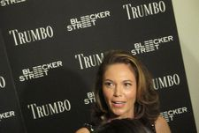 "Diane Lane on Dalton Trumbo: ""I love the fact that he triumphed and beat the system …"""