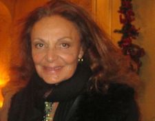 "Diane von Furstenberg in Calendar Girl: ""All of us designers have an emotional connection with Ruth Finley."""
