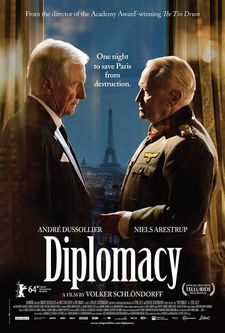Diplomacy US poster