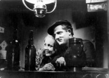 Dita Parlo with Jean Dasté in Jean Vigo's L'Atalante, scored by Maurice Jaubert