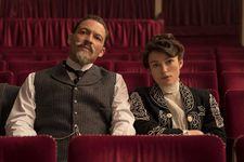 "Wash Westmoreland on Willy (Dominic West) with Colette (Keira Knightley): ""There's a fine line. He should be enough of a monster to really understand why she has to escape from him."""