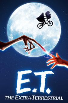 E.T. - The Extra Terrestrial poster