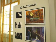 "Ed Lachman photographs I'm Not There - Far From Heaven: ""He told me he made polaroids for work and then he worked on them to make these pictures."""