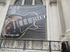 The terrific Play It Loud: Instruments of Rock & Roll at The Metropolitan Museum of Art with Ed Bahlman