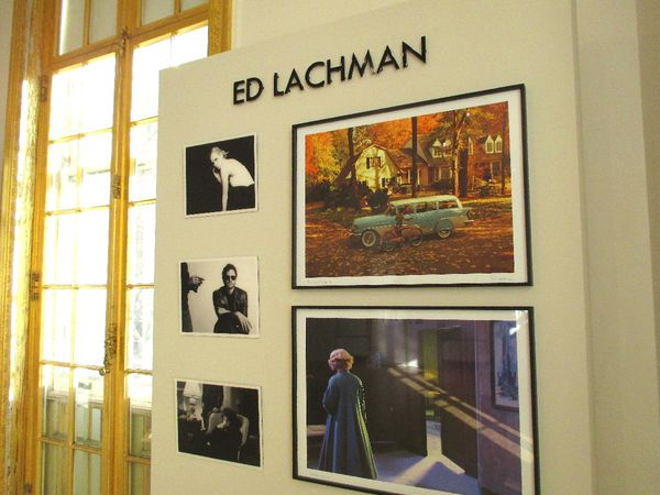 Ed Lachman's Far From Heaven photographs at Anne-Dominique Toussaint's Parisian Galerie Cinema in New York at the Cultural Services of the French Embassy