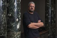 Sylvain Chomet - photo by Antonio Castro