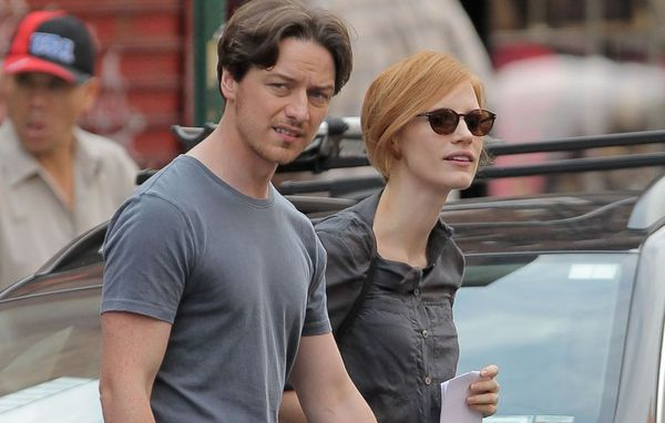 "James McAvoy and Jessica Chastain - ""beautifully nuanced performances"" show breaking up is hard to do."