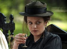 "Elisabeth Moss as Masha: ""She's incredible. It's actually the part we looked the longest to cast."""