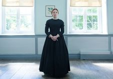 "Emma Bell as the younger Emily Dickinson: ""She just can't because, as she says: I'm only seventeen."""