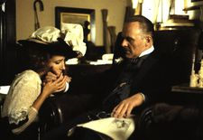 Emma Thompson and Anthony Hopkins in Howards End