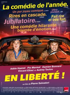 En Liberté! (The Trouble With You) poster