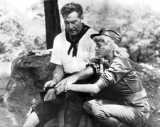 "Errol Flynn with Beverly Aadland in Barry Mahon's Cuban Rebel Girls: ""Where you really see Beverly clearly is in Cuban Rebel Girls - she was the star of that movie."""