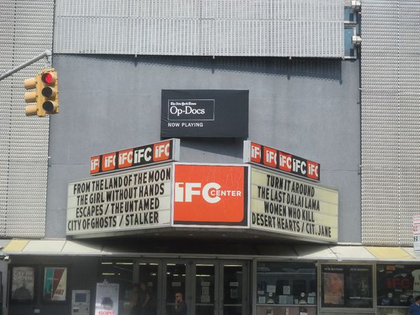 Escapes at the IFC Center: