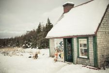 Everett and Maud Lewis home:
