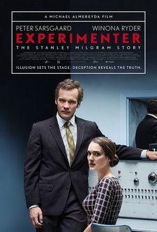 Experimenter US poster