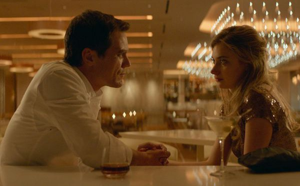 Michael Shannon and Imogen Poots in Frank & Lola - a psychosexual noir love story - set in Las Vegas and Paris - about love, obsession, sex, betrayal, revenge and, ultimately, the search for redemption.