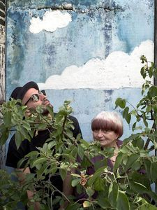 JR and Agnès Varda: 'There is a 55-year age gap between JR and myself but we shared the same feelings'