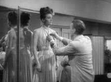 "Bertrand Tavernier: ""Falbalas! It's a superb film about Haute Couture."""
