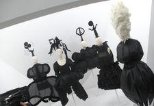 Form/Function - All heads and wigs by Julien d'Ys in Rei Kawakubo/Comme des Garçons: Art Of The In-Between