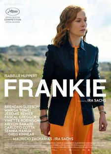 Frankie Cannes poster