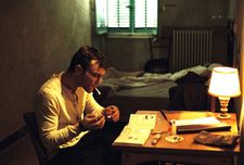 "Christian Petzold on Georg (Franz Rogowski): ""I know many things about myself after Transit."""