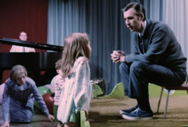 Fred Rogers Young Search