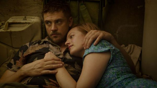 Boyd Holbrook and Elisabeth Moss in The Free World - Following his release from a brutal stretch in prison for crimes he didn't commit, Mo is struggling to adapt to life on the outside. When his world collides with Doris, a mysterious woman with a violent past, he decides to risk his newfound freedom to keep her in his life.