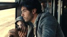 "Tahar Rahim as Gary: ""I wanted something very strong at the beginning that gives a feeling of the danger and the forbidden world we are driven to by this train."""