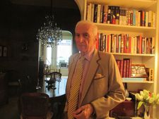 "Gay Talese on The Voyeur's Motel: ""I love the story about the aunt, the sexy Aunt Katherine."""