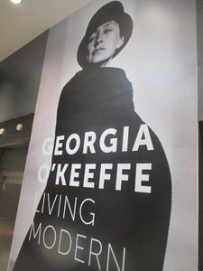 Georgia O'Keeffe: Living Modern at the Brooklyn Museum