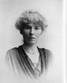"""It was always a balance between history and information and getting into Gertrude Bell's mind and exploring her emotions."""