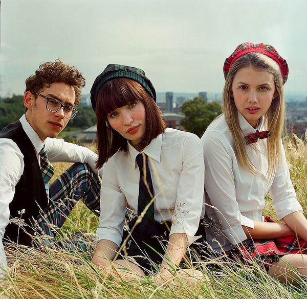 Olly Alexander, Emily Browning and Hannah Murray in Stuart Murdoch's God Help The Girl