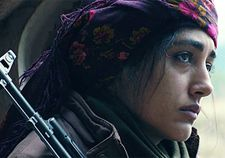 "Eva Husson on Golshifteh Farahani as Bahar: ""You believe her in a second and I love that about her."""