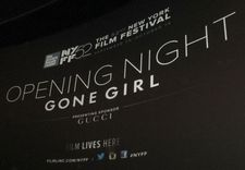 "David Fincher's Gone Girl world premiere: ""I was amazed at the through line, the power that the story had that related to this idea of narcissistic armour."""