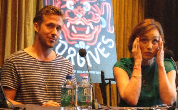 "Ryan Gosling and Kristin Scott Thomas - ""I was amazed by people's reactions to me."""