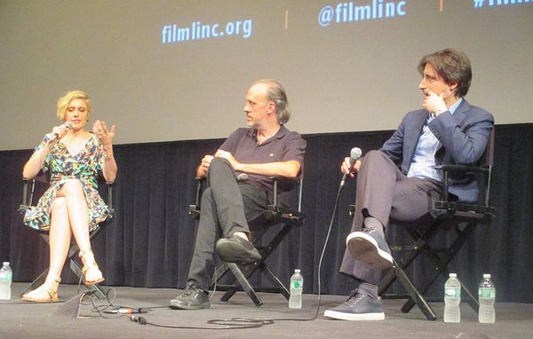 Eye For Film: Q&A with Greta Gerwig and Noah Baumbach about