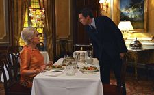 Guillaume Canet with Catherine Deneuve in André Téchiné's In The Name of My Daughter written by Cédric Anger