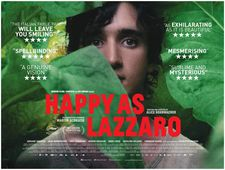 Alice Rohrwacher's Happy As Lazzaro is executive produced by Martin Scorsese