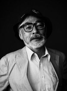 "Kent Jones sees ""the fullness of vision in Miyazaki's work and the delicacy."""