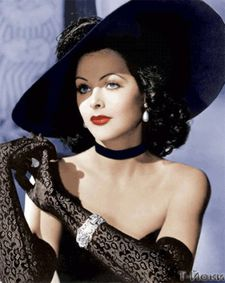 "Hedy Lamarr had ""already become a defining look of the era."""