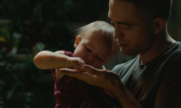 Robert Pattinson on working with baby Scarlett: 'It was absolutely exhausting but it definitely ends up adding to their relationship'