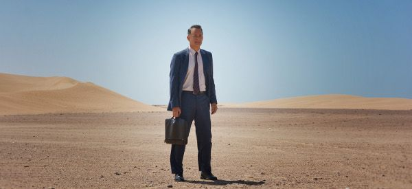 Tom Hanks as Alan Clay in Tom Tykwer's A Hologram For The King