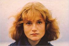 Isabelle Huppert as she appeared at the time of  Claude Goretta's The Lacemaker (1977) which shot her to prominence