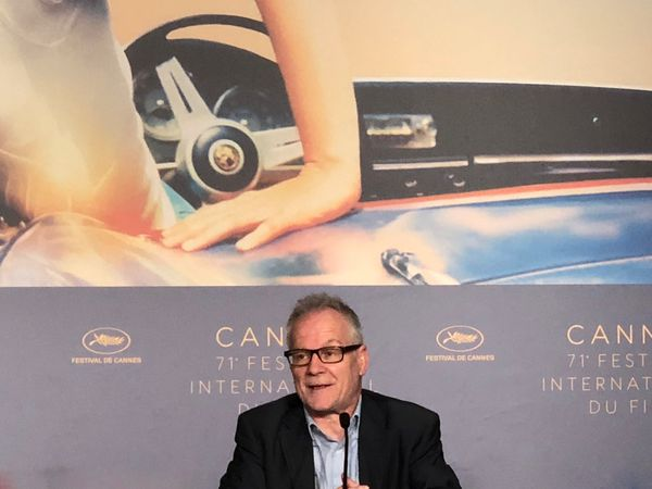Cannes Festival director in the firing line: Thierry Frémaux does his best to allay journalists' fears among other hot topics