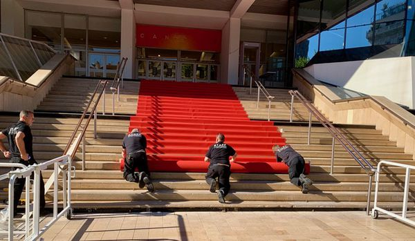 Rolling out the red carpet in Cannes last year but organisers are still seeking a formula for the 2020 edition